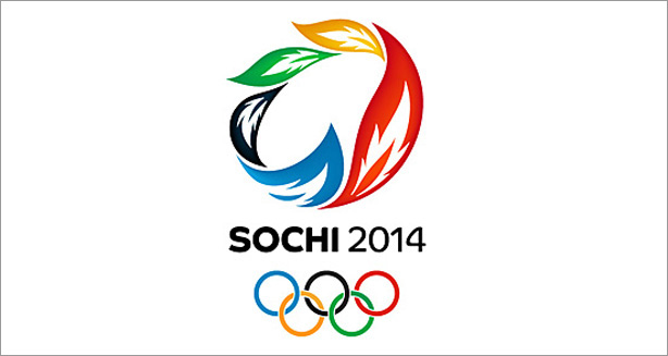 Winter Olympics Sochi 2014 Logo